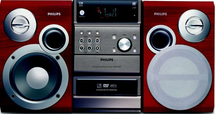 Philips MC D295 12